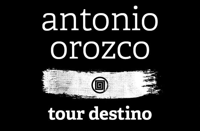 Antonio Orozco - Conciertos Gira Destino - Comprar Entradas