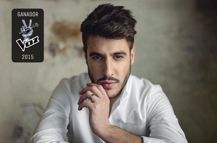 Ya puedes comprar tus entradas para los conciertos de Antonio José, el ganador de La Voz, que comienza la gira presentación de 'El viaje'