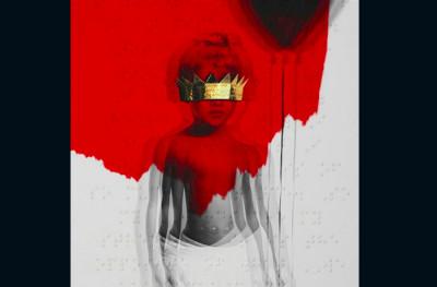 Portada de ANTI, el último trabajo de Rihanna