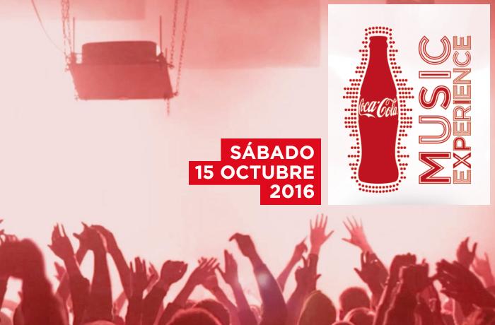 Ya puedes comprar tus entradas para el coca cola music experience 2016 en www.taquillamediaset.es