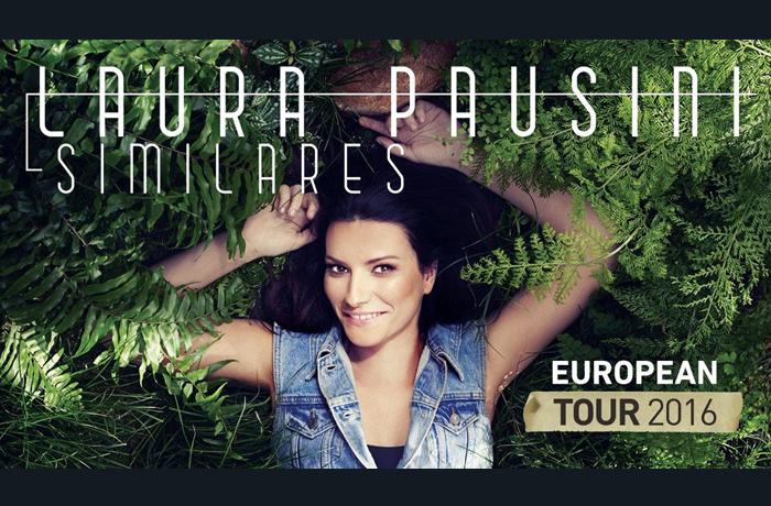 Ya puedes comprar tus entradas para el concierto que Laura Pausini ofrecerá en Madrid y Barcelona en www.taquillamediaset.es