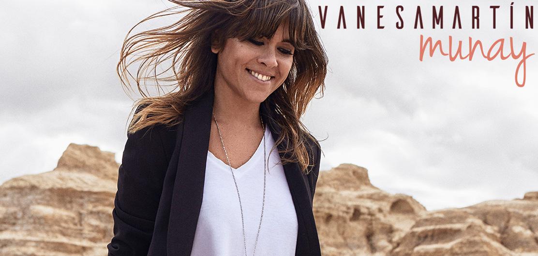 Ya puedes comprar tus entradas para la gira de Vanesa Martin en la que presenta su último trabajo 'Munay'