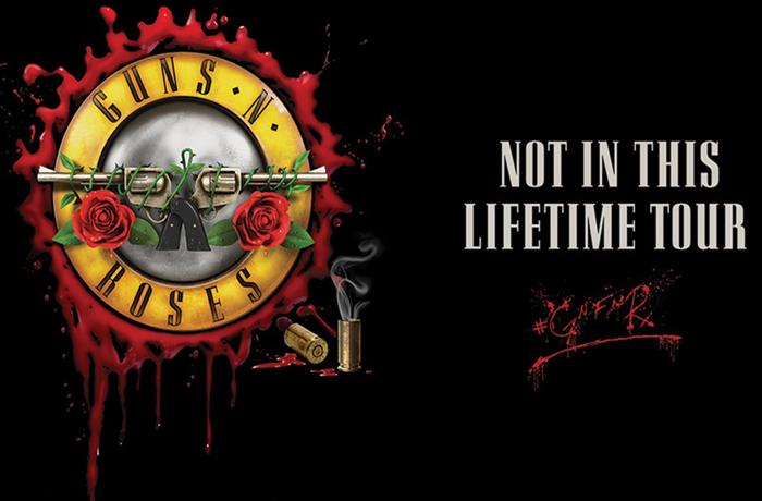 Ya puedes comprar tus entradas para los conciertos de Guns N' Roses