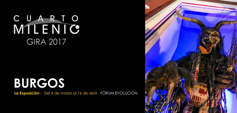 Ya puedes comprar tus entradas para la Exposición de Cuarto Milenio en Burgos