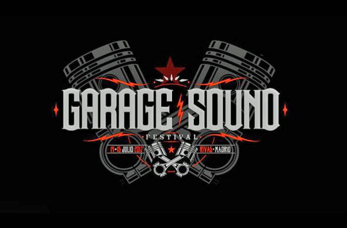 Comprar entradas Garage Sound rock más motor Rivas Vaciamadrid
