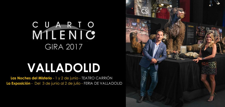 Cuarto Milenio en Valladolid