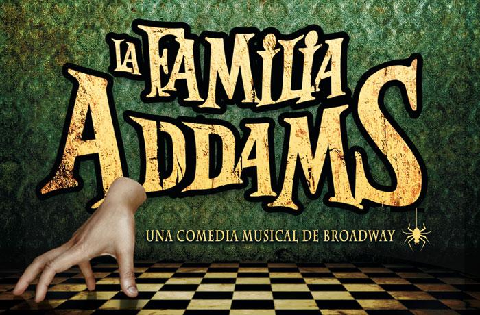 la familia addams musical teatro calderon madrid entradas