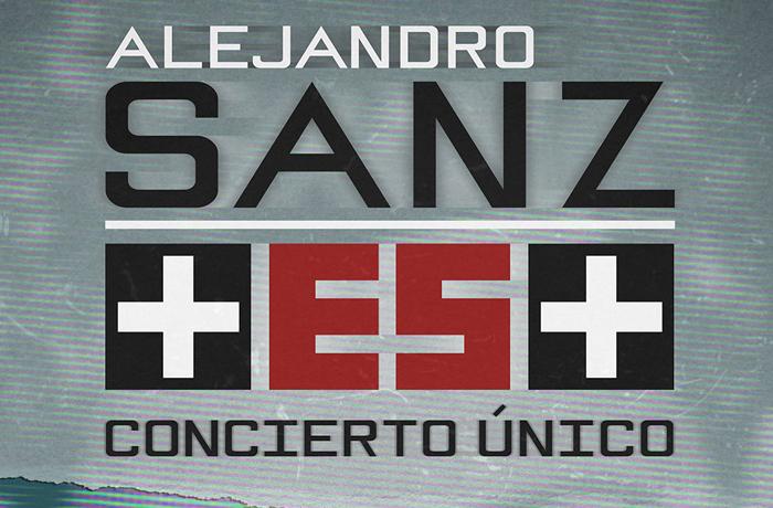 alejandro sanz concierto madrid mas es mas