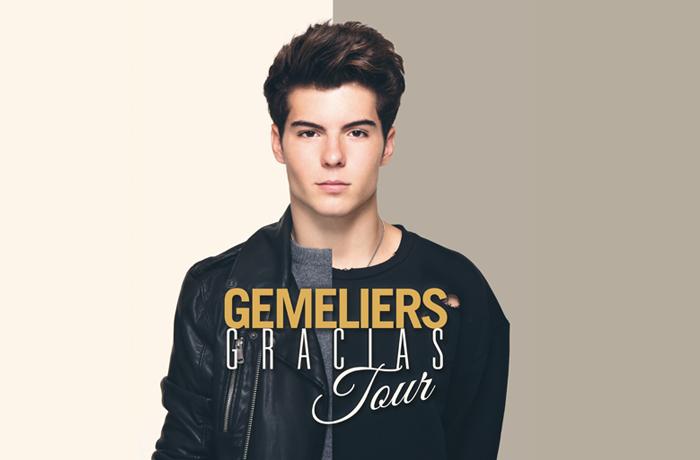 Comprar entradas conciertos Gemeliers Tour Gracias