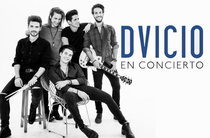 Ya puedes comprar tus entradas para ver a DVICIO en concierto
