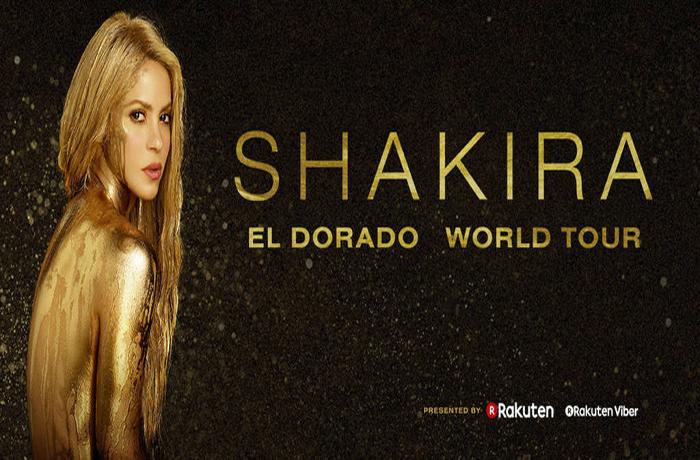 shakira-eldorado-worldtour-comprar entradas