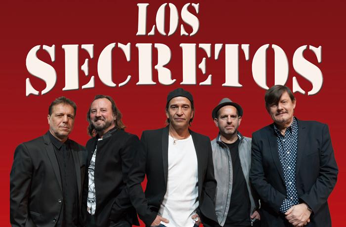 Comprar entradas Los Secretos - gira Una vida a tu lado 2018
