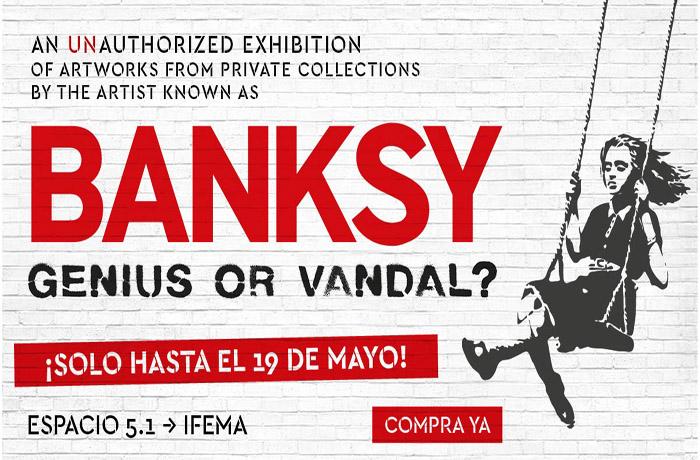 Banksy 700x460