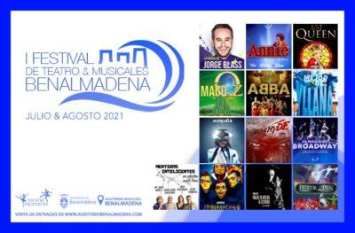 Festival Teatro y Musicales Benalmádena